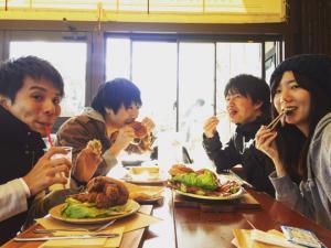 【本店】1日1個限定の「あわじ島前略、道の駅バーガーを目的に来店!!!