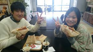【うずの丘店】朝、思い立ってあわじ島バーガーを食べに!嬉しいです!
