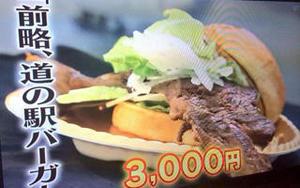 NHK | ニュースKOBE発 | あわじ島 前略、道の駅バーガーが紹介されました。