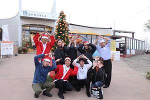 【本店】12月!クリスマスモードの道の駅うずしおで、「クリスマスネギー」と一緒にお待ちしております!