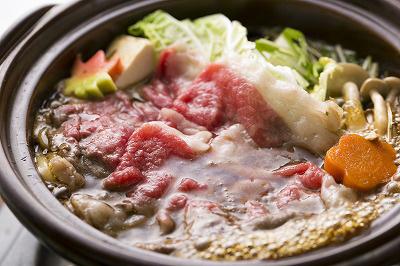 淡路牛すき鍋