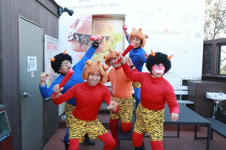 2018年2月3日_道の駅うずしお節分イベント